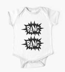 Cartoon Bang Bang by Chillee Wilson One Piece - Short Sleeve