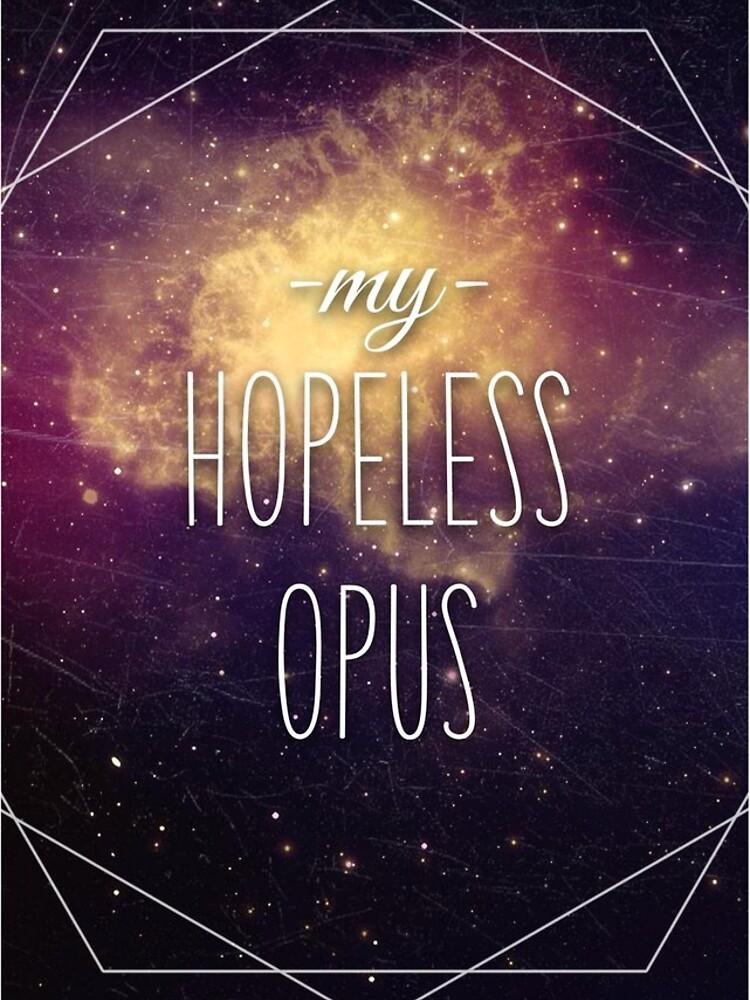 Hopeless Opus letra en español de alyssa-june