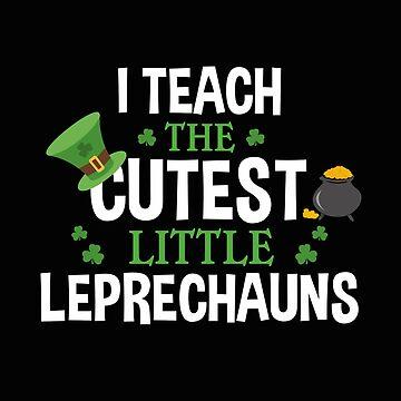 I teach the cutest leprechauns  by alenaz