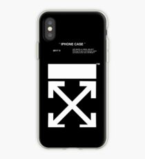 Off White Official Logo iPhone Case