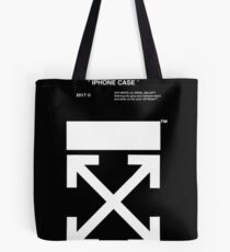 Off White Official Logo Tote Bag