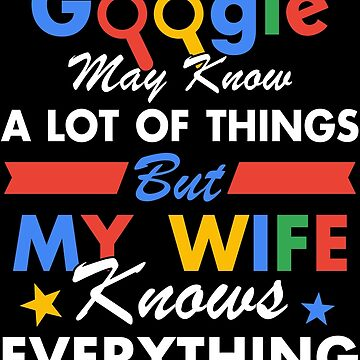 My Wife Knows Everything by Adik