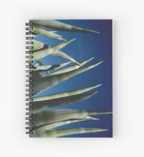 Hip Hip Hip Spiral Notebook
