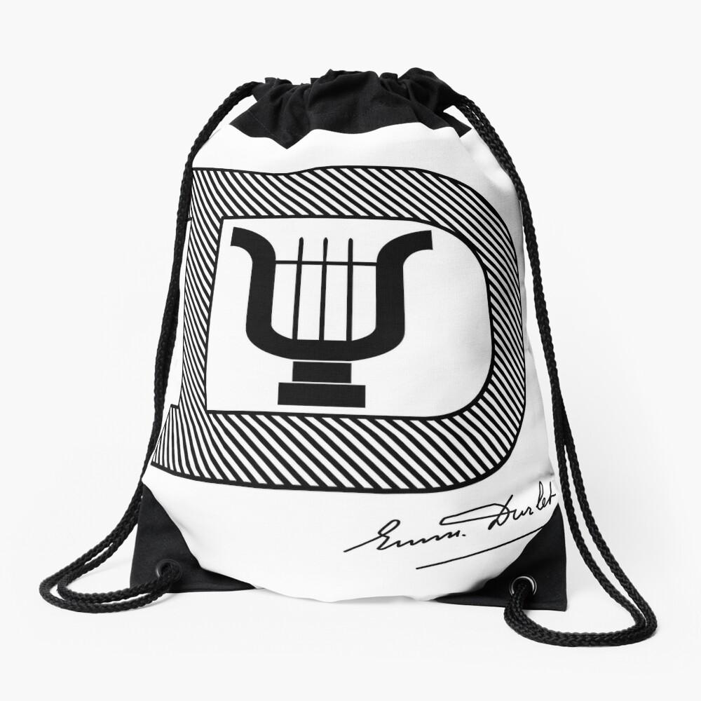 Emmanuel Durlet Drawstring Bag