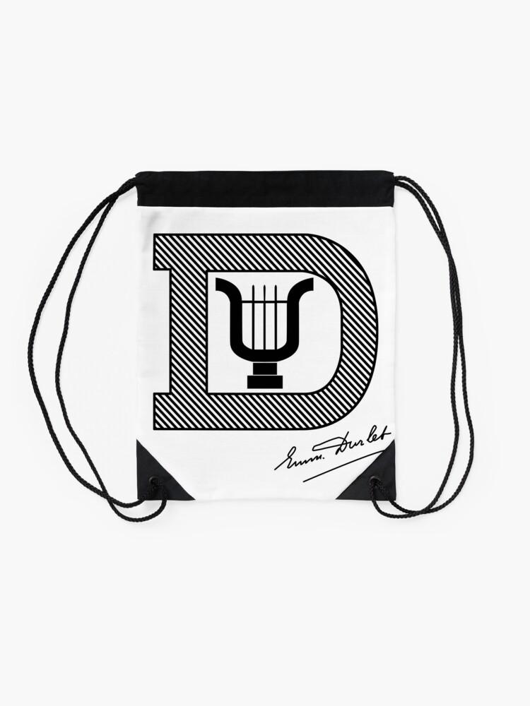 Alternate view of Emmanuel Durlet Drawstring Bag
