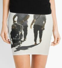 Young Family Mini Skirt