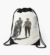 Young Family Drawstring Bag