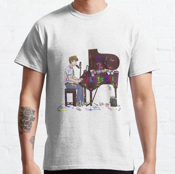 Bo Burnham Fan art- ART IS DEAD Classic T-Shirt