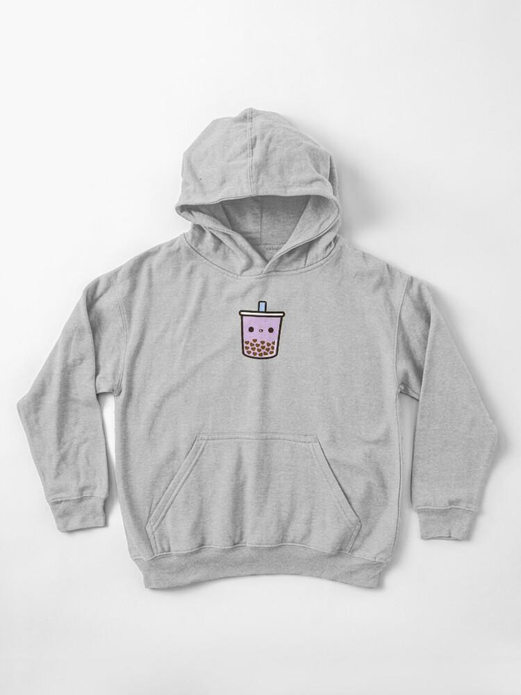 I Love Heart Tea Kids Hoodie Sweatshirt