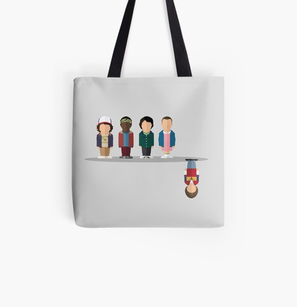 The Upside Down All Over Print Tote Bag