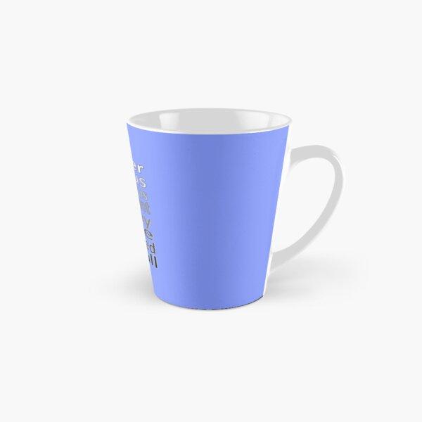 clever Tall Mug
