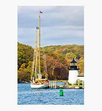 Nautical Bliss Photographic Print