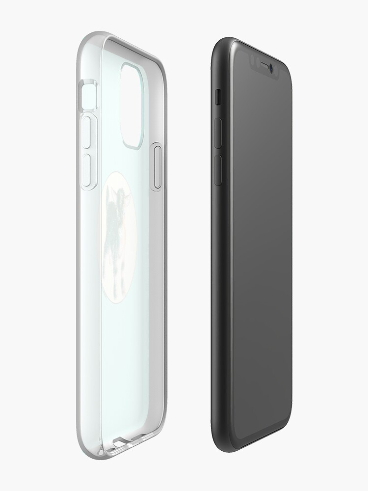 Coque iPhone « Chevreau », par JLHDesign