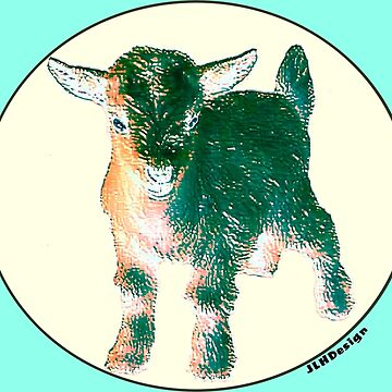 Baby Goat by JLHDesign