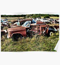 Stripped  ( BoneYard Series ) Poster
