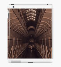 Old Melbourne Gaol - Sepia iPad Case/Skin