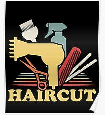 Barber stylist Poster