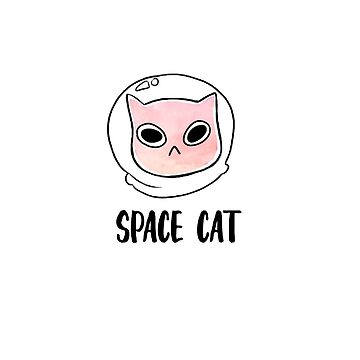 space cat by cassietX