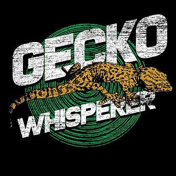 Gecko fan by GeschenkIdee