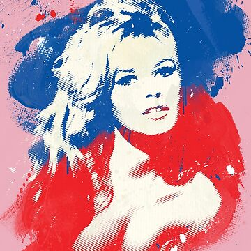 B. B. - Pop Art Fashion Icons by everyplate