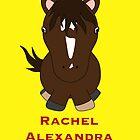 Rachel Alexandra  by jf-equineart
