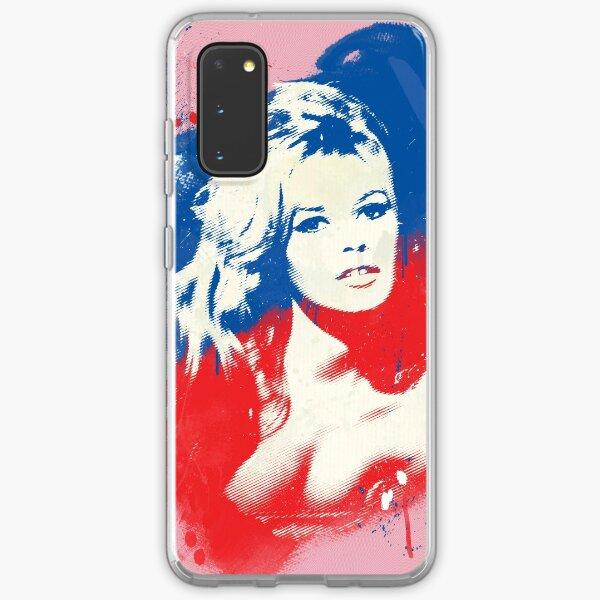 B. B. - Pop Art Fashion Icons Samsung Galaxy Soft Case