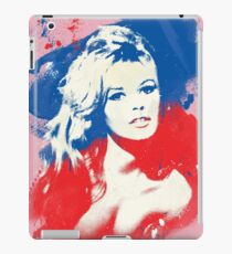B. B. - Pop Art Fashion Icons iPad Case/Skin