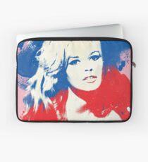 B. B. - Pop Art Fashion Icons Laptop Sleeve