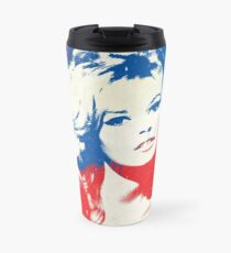 B. B. - Pop Art Fashion Icons Travel Mug