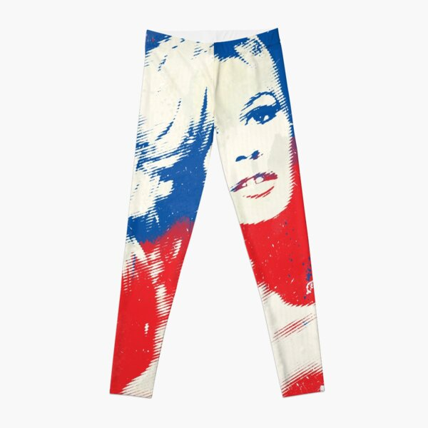 B. B. - Pop Art Fashion Icons Leggings