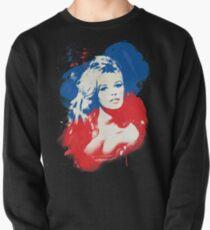 B. B. - Pop Art Fashion Icons Pullover Sweatshirt