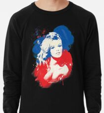 B. B. - Pop Art Fashion Icons Lightweight Sweatshirt