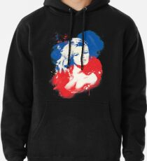 B. B. - Pop Art Fashion Icons Pullover Hoodie