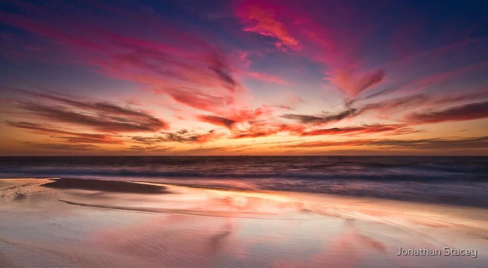 Cottesloe Beach, Perth, WA by Jonathan Stacey