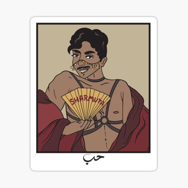 SHARMUTA BOY Sticker