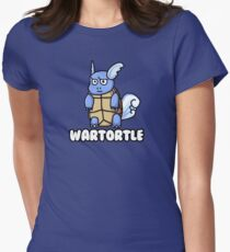 Wartortle is Judging You Women's Fitted T-Shirt