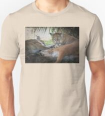 Facing Extinction - Florida Panther Unisex T-Shirt
