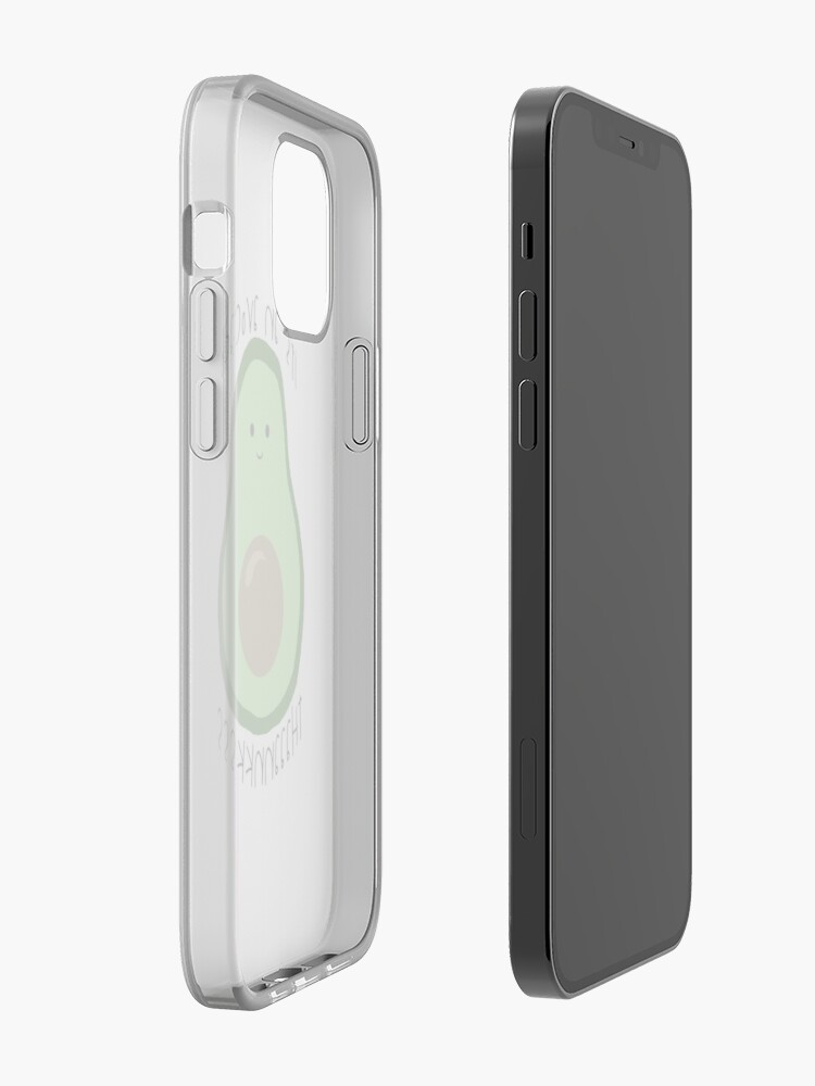 Alternate view of Fre shavacado iPhone Case & Cover
