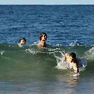 Australia - you're swimming in it! by BronReid