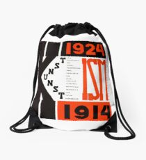 The Isms of Art Drawstring Bag
