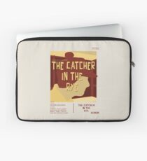 Catcher In The Rye - Vintage Movie Poster Style Laptop Sleeve
