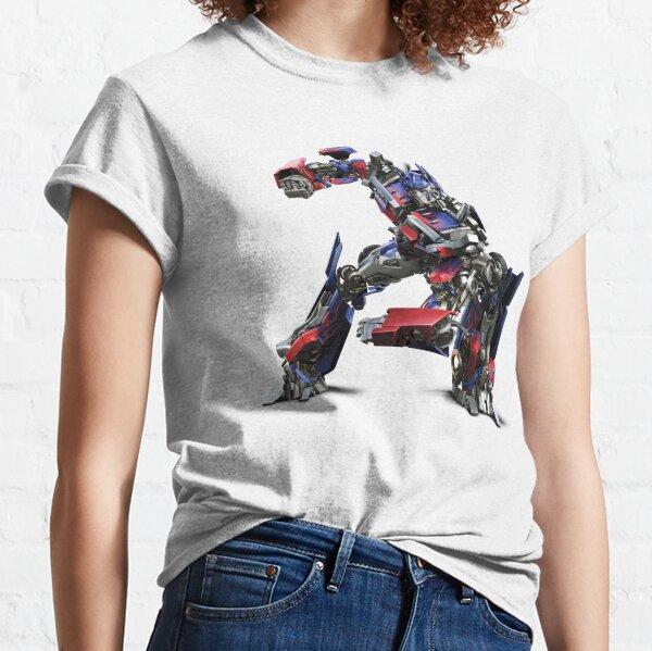 Optimus Prime transformers Classic T-Shirt