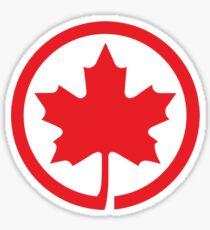 Air Canada Sticker