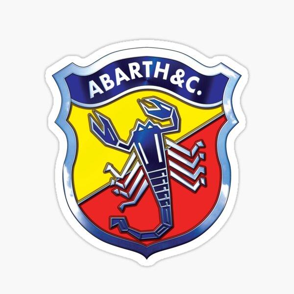 Abarth Racing Italia Pegatina