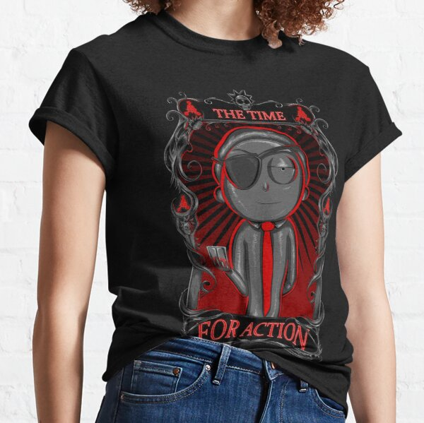 Evil Morty Classic T-Shirt