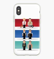 Cornetto Trilogy iPhone Case