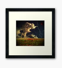 The Prophet:  Time Framed Print