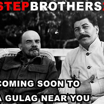 Step Brother Stalin and Lenin by adjua