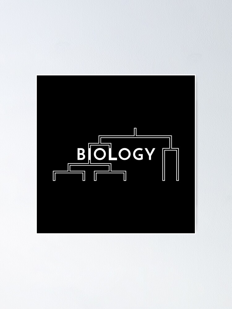 Alternate view of Biology Poster