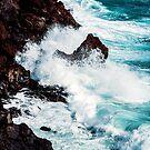 CONFRONTING THE STORM / Lanzarote, Spanien von Daniel Coulmann